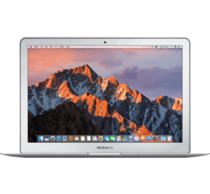 macbook air 13voor studenten