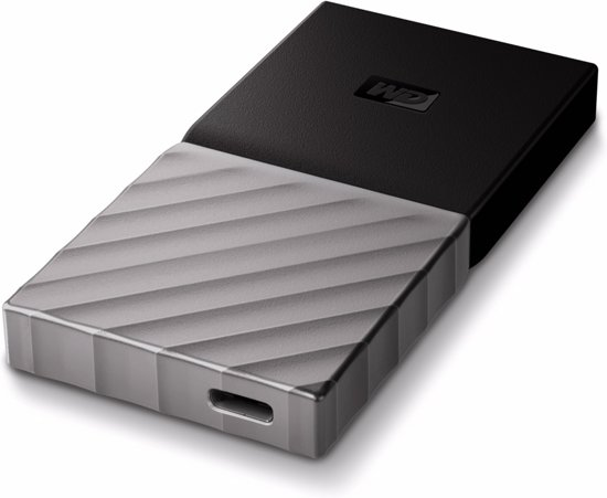 Western Digital MyPassport SSD 512GB